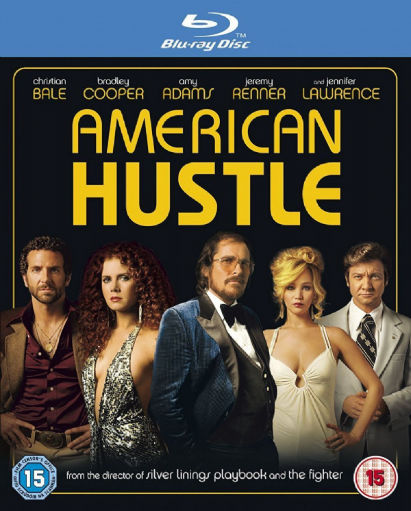 American Hustle [Blu-ray] [2013] NEW N SEALED